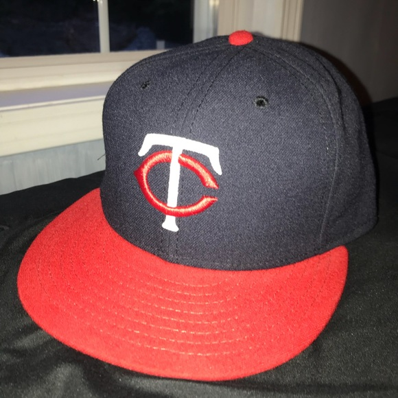hot sale online 8c65b d3851 ... usa mens new era 59fifty minnesota twins hat 820e3 af205